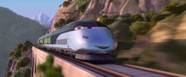 stephenson personnage character cars disney pixar