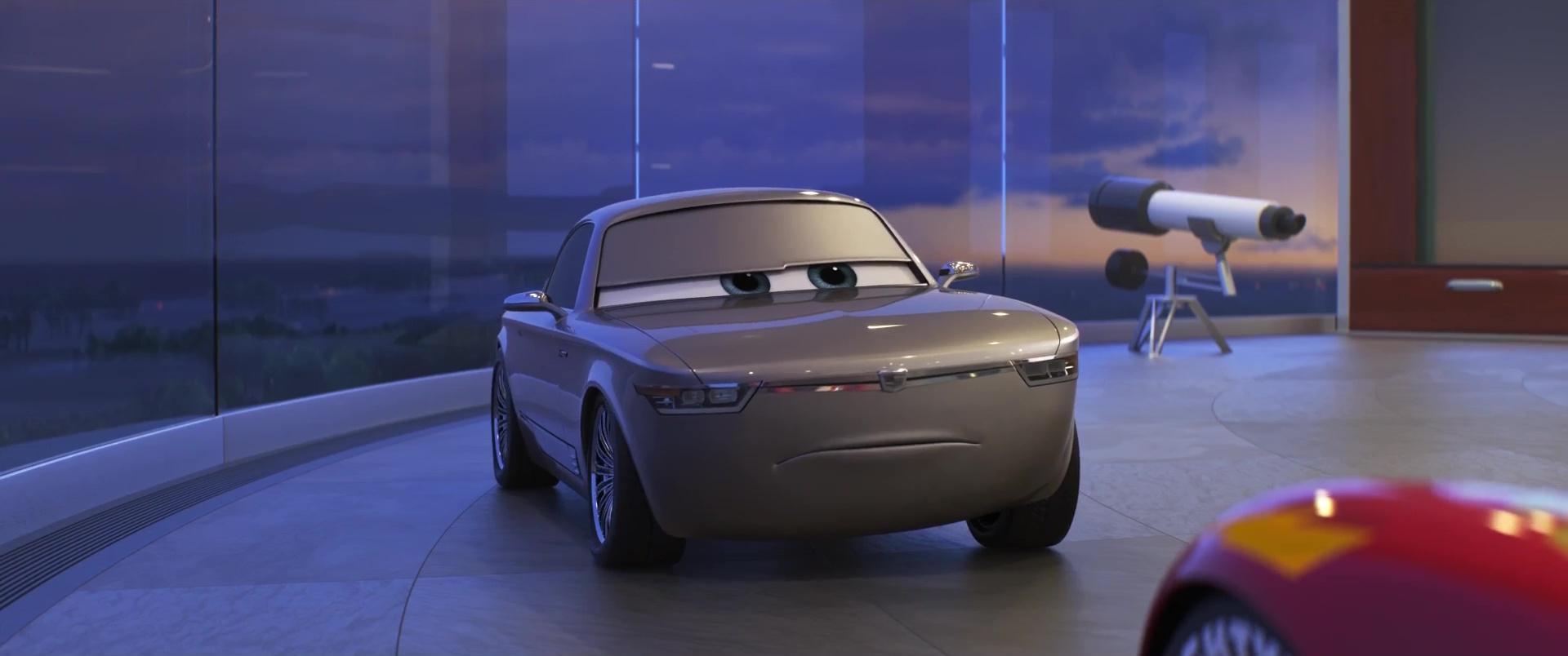 sterling personnage dans cars 3 pixar planet fr. Black Bedroom Furniture Sets. Home Design Ideas