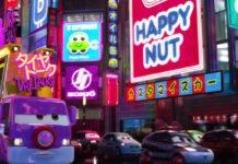 taia decotura personnage character pixar disney cars 2