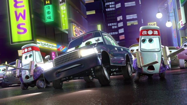 teki paki personnage character cars toon disney pixar