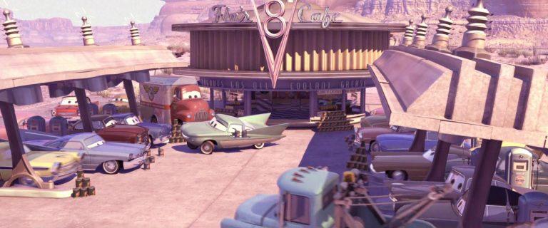 "Timothy ""Timezone"" Truecoat , personnage dans ""Cars""."