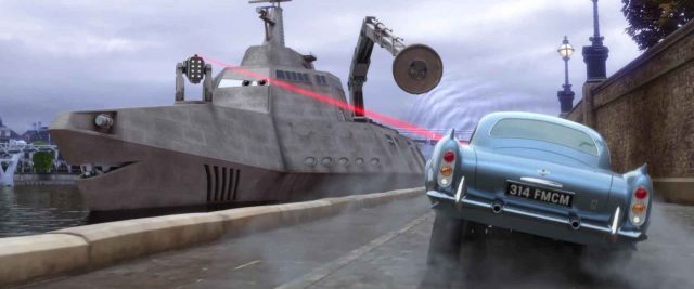 tony trihull personnage character cars disney pixar