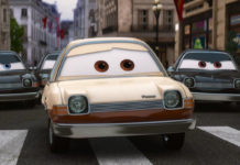tubbs pacer personnage character pixar disney cars 2