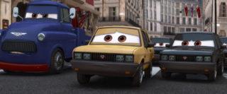 victor hugo  personnage character pixar disney cars 2