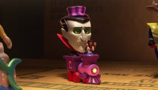 vlad mecano engineer     personnage character pixar disney toy story toons mini buzz small fry