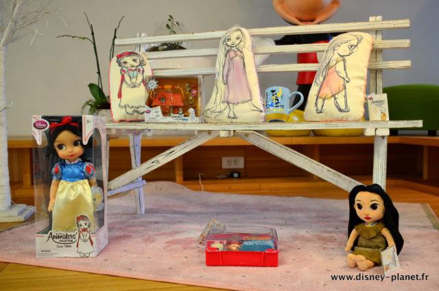 Disney 30 ans disney store jouets filles