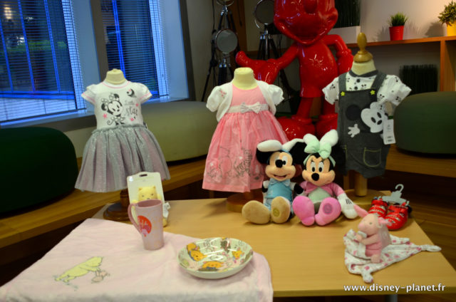 Disney 30 ans disney store baby