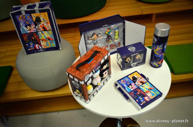 Disney 30 ans disney store
