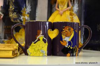 Disney 30 ans disney store la belle et la bete