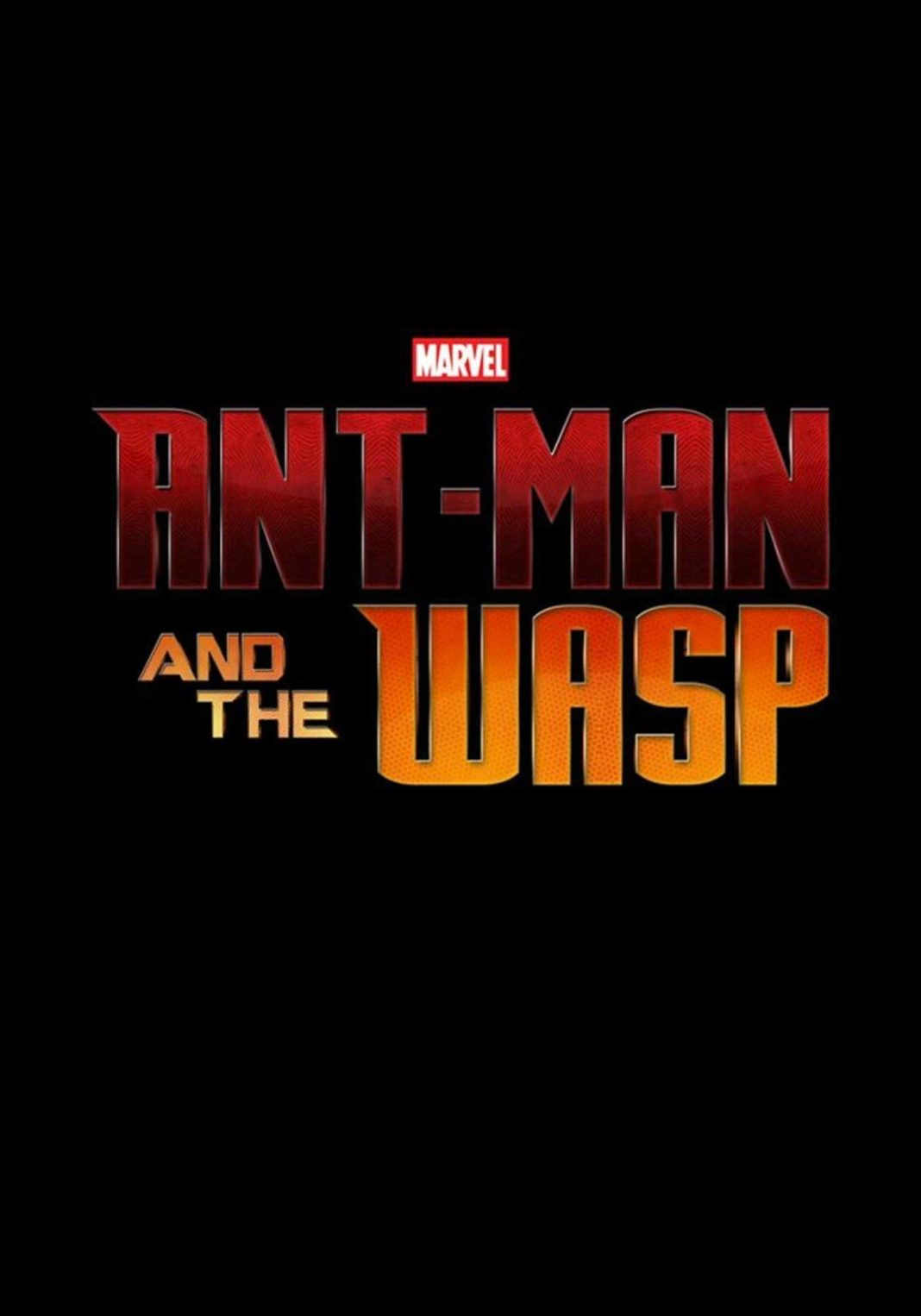 affiche poster ant-man guepe wasp disney marvel