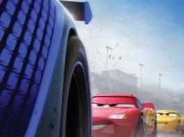 affiche poster cars 3 disney pixar