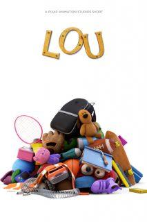 affiche poster lou disney pixar