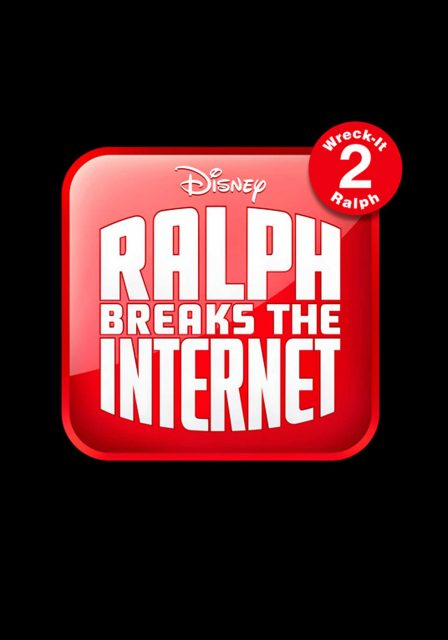affiche poster les mondes de ralph 2 breaks inernet wreck-it