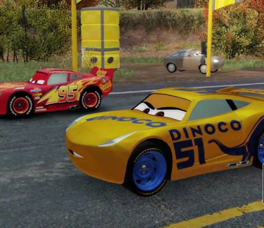 capture cars 3 driven to win jeu vidéo game disney pixar