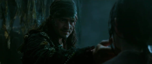 capture pirate caraibes vengeance salazar dead men disney