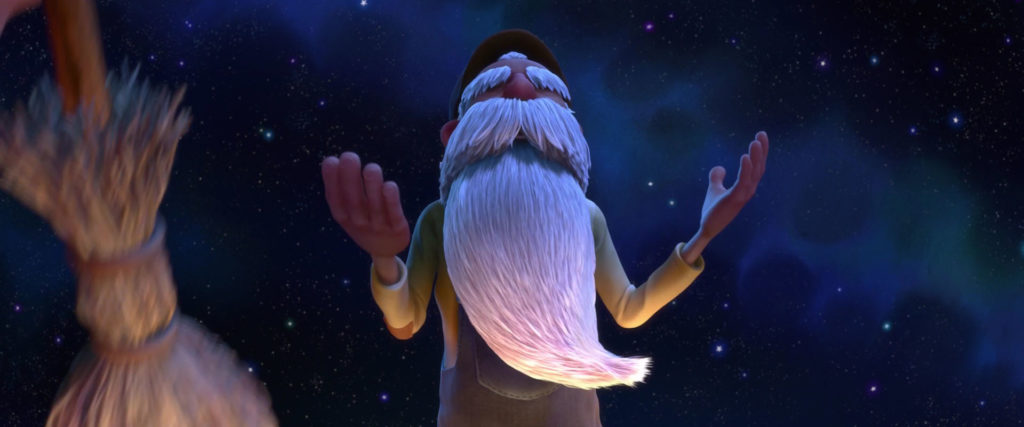 nonno  personnage character pixar disney luna
