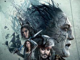 affiche poster pirates caraibes vengeance salazar dead men tells disney pictures