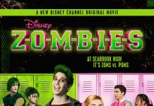 Affiche Poster zombies disney channel original movie