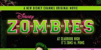 Affiche Poster zombies disney channel original movie