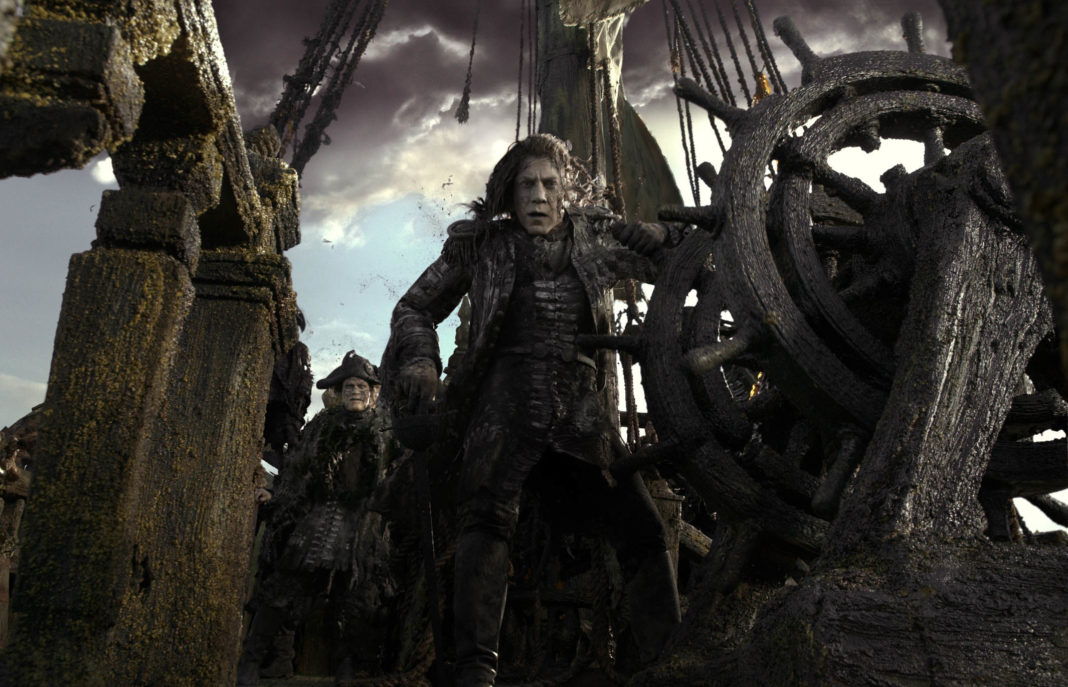 armando salazar personnage pirate caraibes disney character caribbean dead men tell tales
