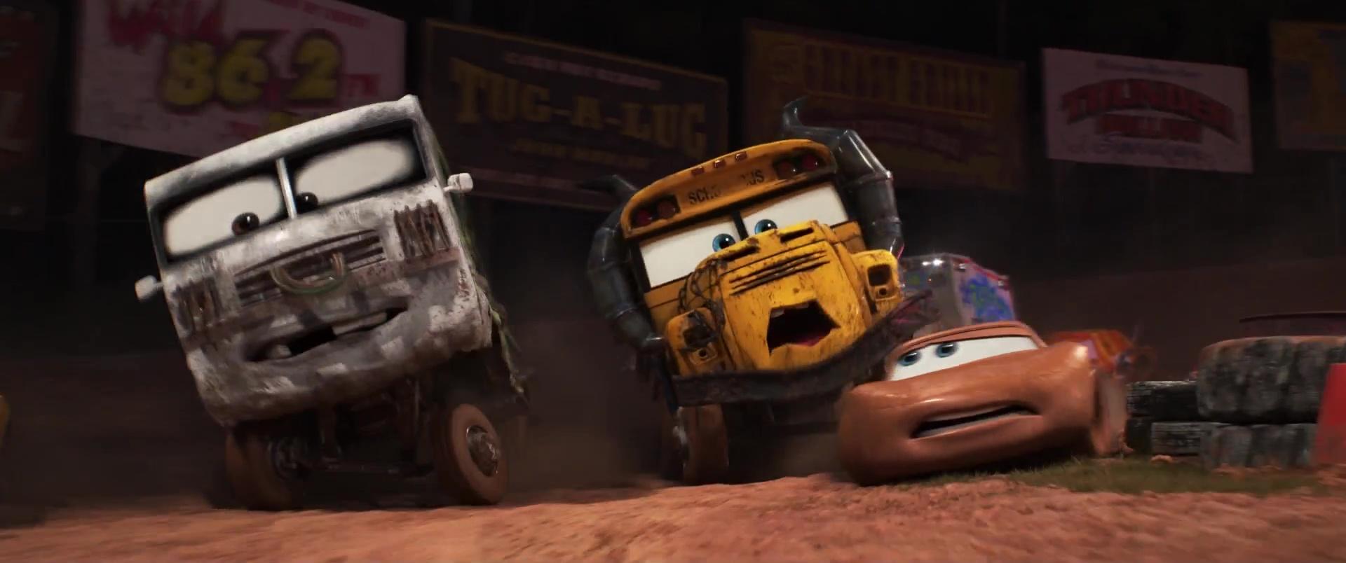 arvy personnage dans cars 3 pixar planet fr. Black Bedroom Furniture Sets. Home Design Ideas