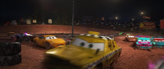 blindspot personnage character cars disney pixar