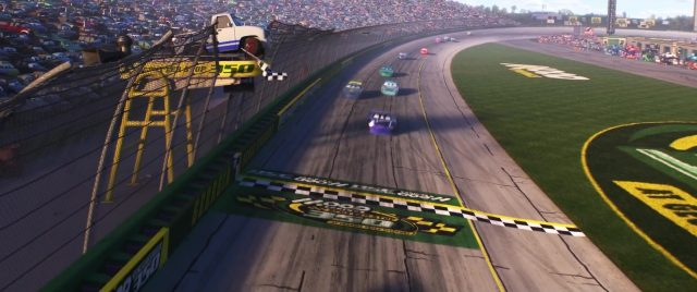 buck bearingly personnage character cars disney pixar