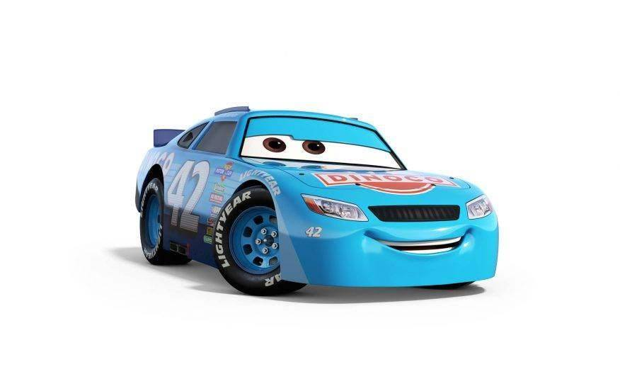 cal weathers personnage character cars 3 pixar disney