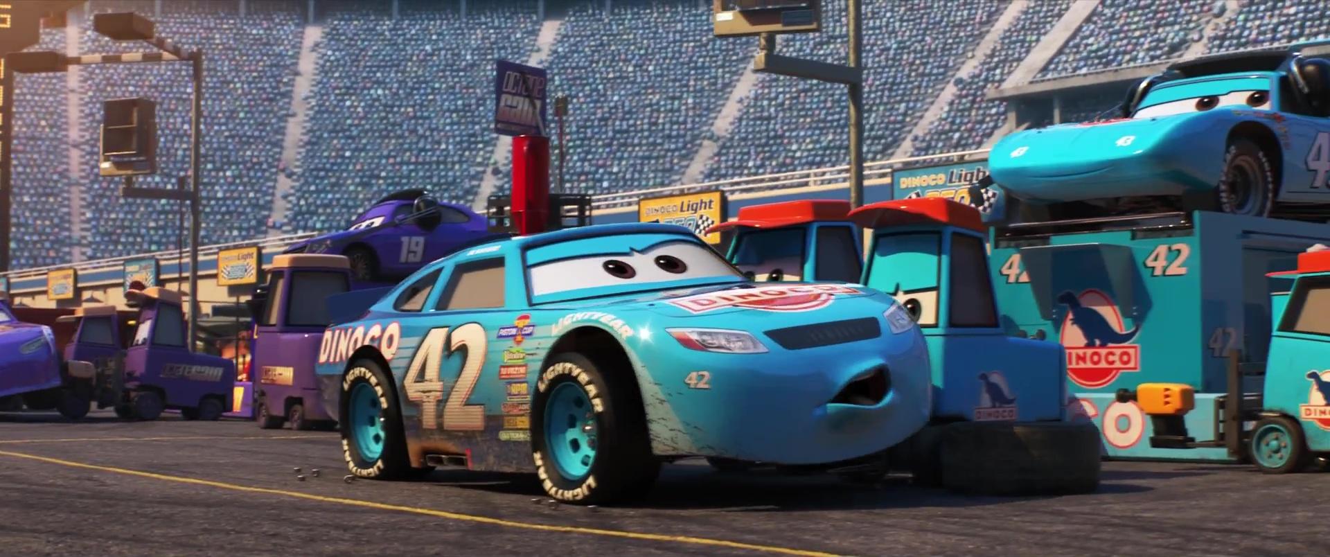 Cal Weathers Personnage Dans Cars 3 Pixar Planet Fr