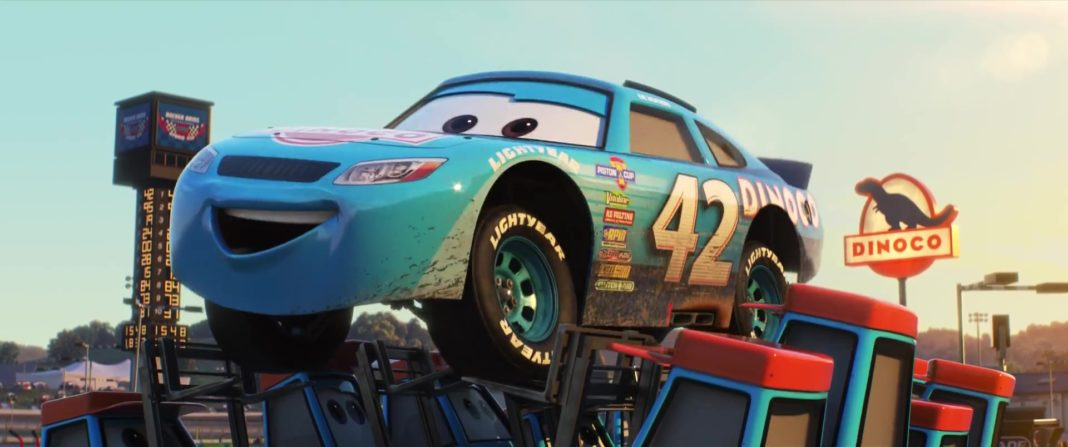 cal weathers personnage dans cars 3 pixar planet fr. Black Bedroom Furniture Sets. Home Design Ideas