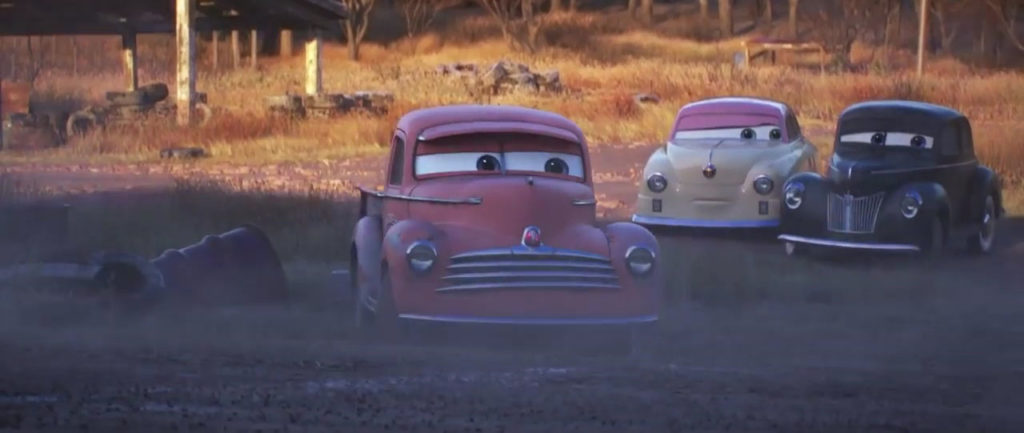 capture cars 3 pixar disney