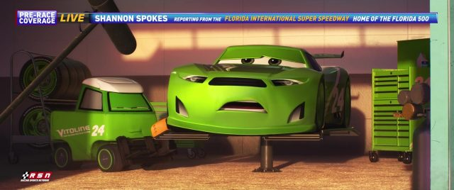 chase racelott personnage character cars disney pixar