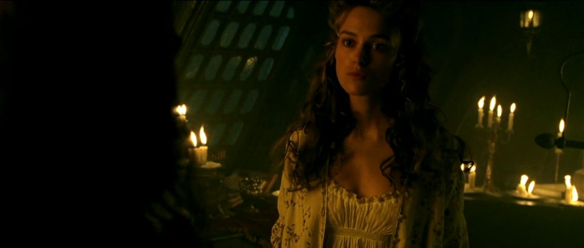 elizabeth swann personnage pirate caraibes malediction black pearl disney character caribbean curse