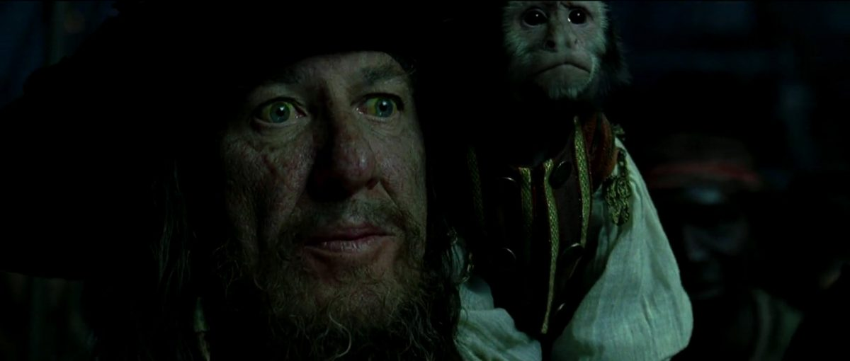 hector barbossa personnage pirate caraibes malediction black pearl disney character caribbean curse