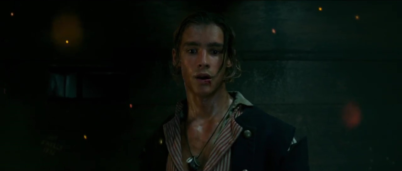 henry turner personnage pirate caraibes disney character caribbean vengeance salazar dead men tell tales