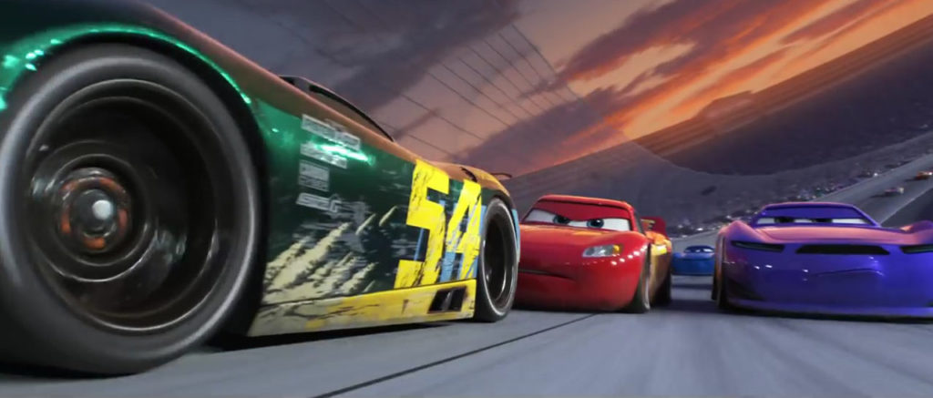 herb curbler    personnage character cars 3 pixar disney