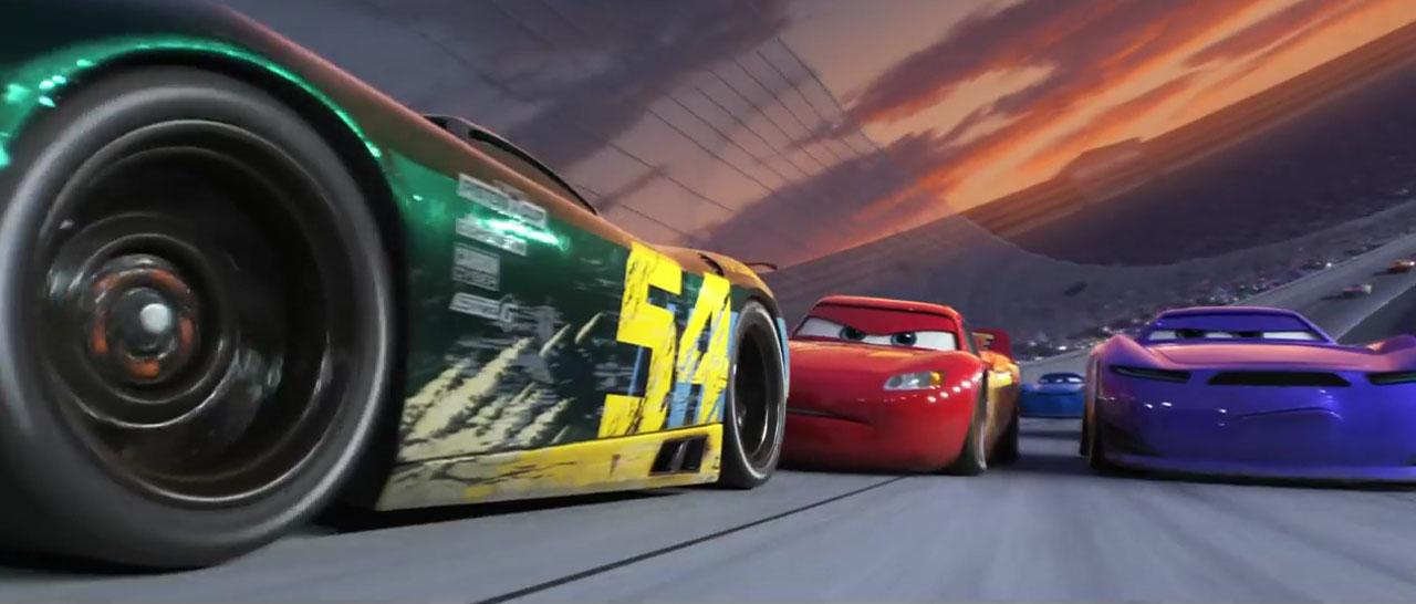 herb curbler personnage character cars 3 pixar disney