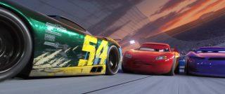 herb curbler  personnage character disney pixar cars 3