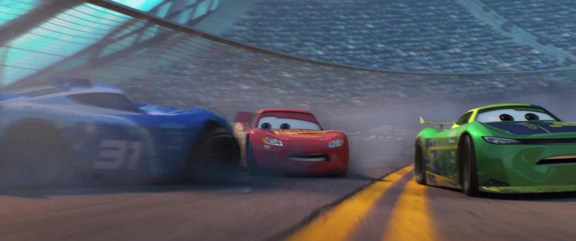 h j hollis personnage dans cars 3 pixar planet fr. Black Bedroom Furniture Sets. Home Design Ideas