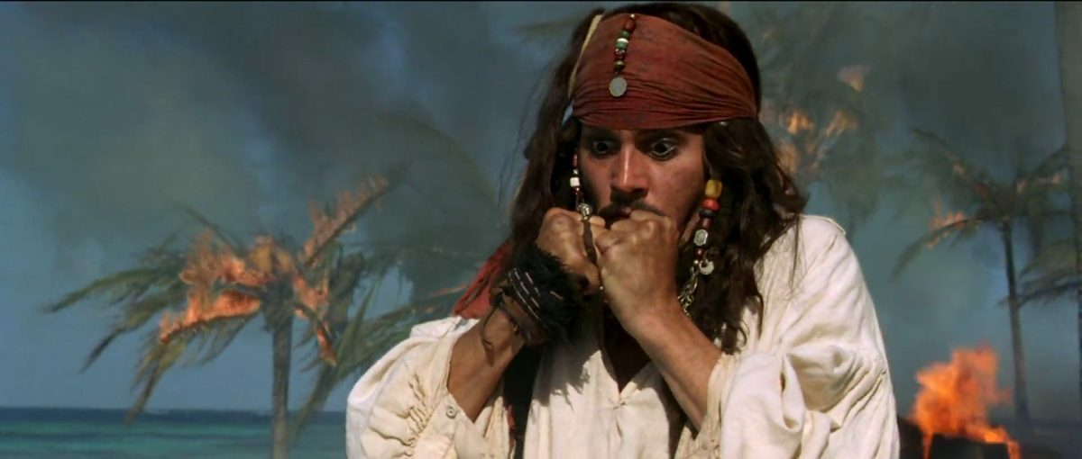 jack sparrow personnage pirate caraibes malediction black pearl disney character caribbean curse