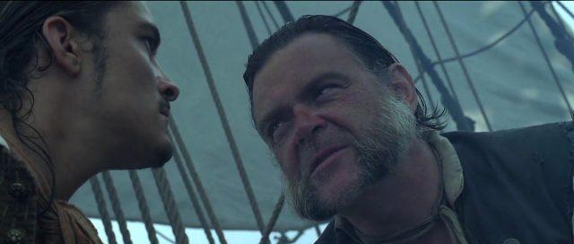 joshamee gibbs personnage pirate caraibes malediction black pearl  disney character caribbean curse