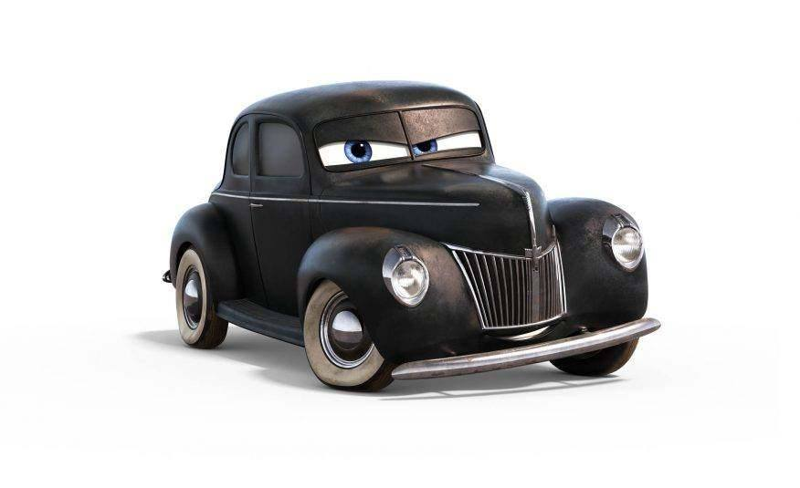 junior moon personnage character cars 3 pixar disney