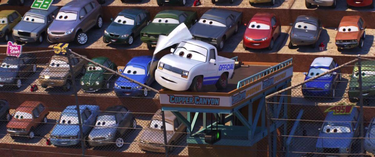 kris revstopski personnage character cars disney pixar