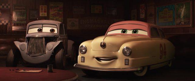 louise nash personnage character cars disney pixar