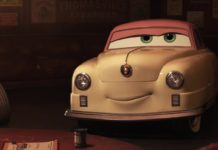 louise nash personnage character disney pixar cars 3