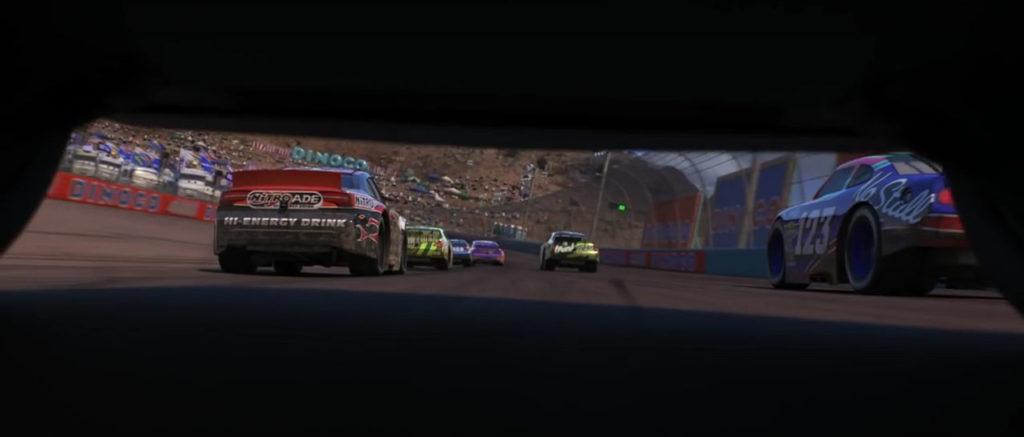 phil tankson    personnage character cars 3 pixar disney