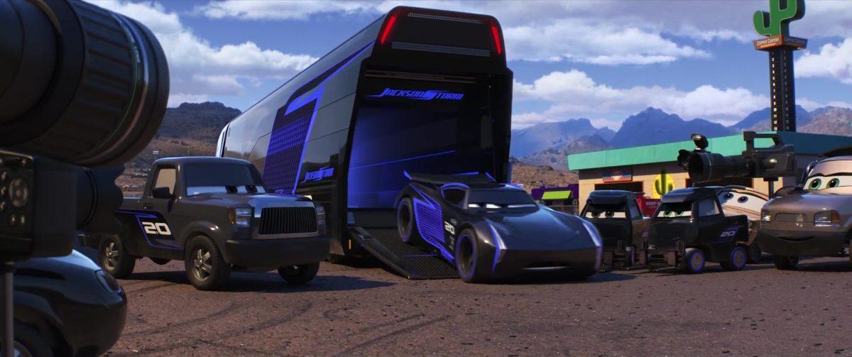 ray reverham personnage character cars disney pixar