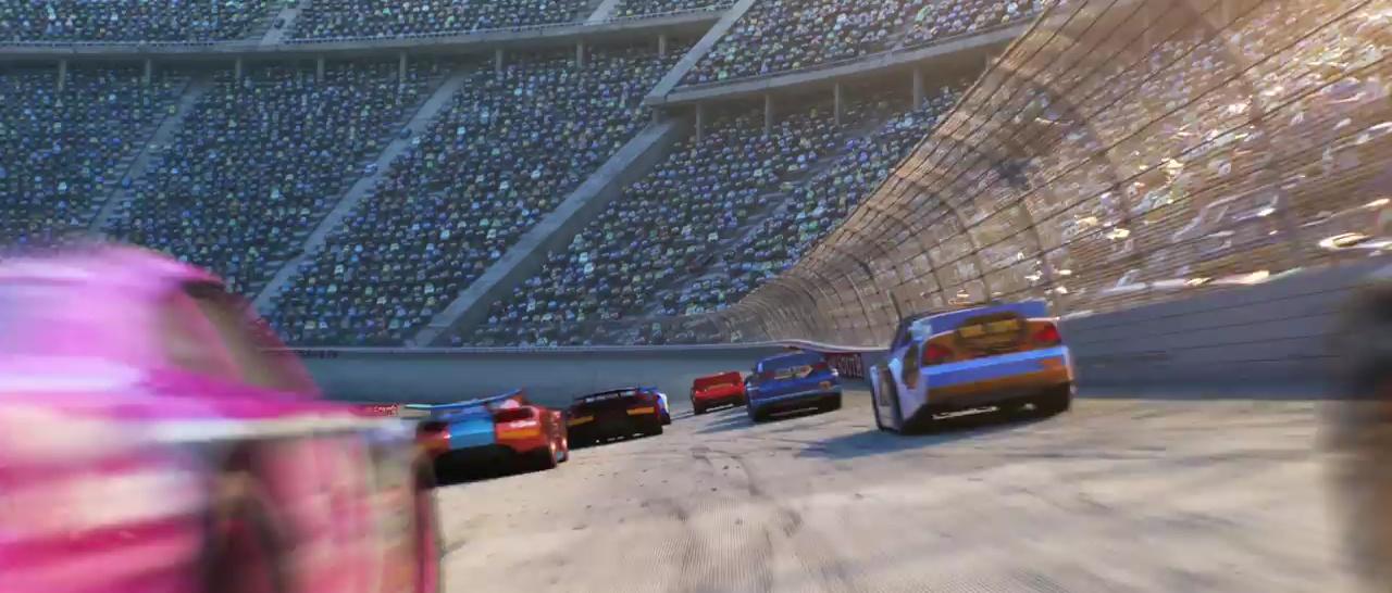 reb meeker personnage character cars 3 pixar disney
