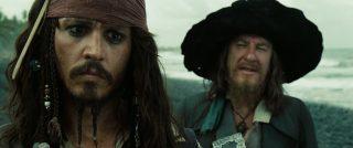 replique citation quote pirates caraibes caribbean jusqu'au bout monde world end disney
