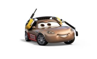 shannon spokes    personnage character cars 3 pixar disney